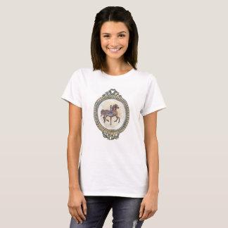 Camiseta del juguete del caballo