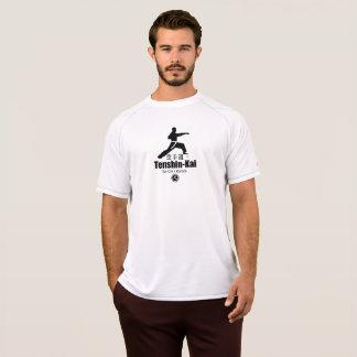 Camiseta del karate de Tenshin-Kai