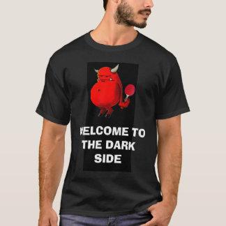 Camiseta del lado oscuro