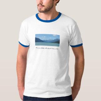Camiseta del lago moose