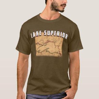 Camiseta del lago Superior