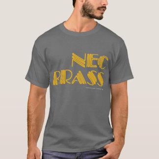 Camiseta del latón del NEC