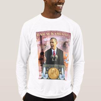 Camiseta del laureado del Premio Nobel de la Paz