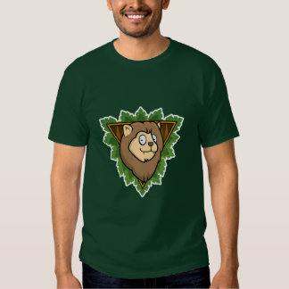 Camiseta del león del safari