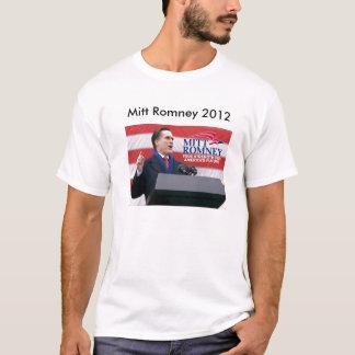 Camiseta del liberal de Romney 2012/Anti