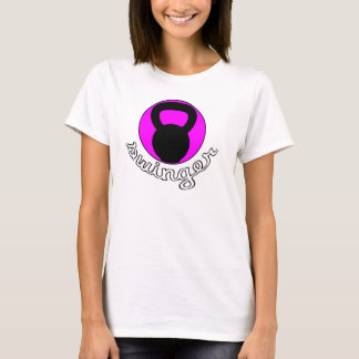 "Camiseta del ""libertino"" de las señoras Kettlebell"