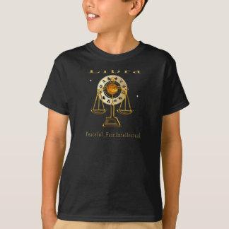 Camiseta del libra