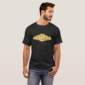 Camiseta del logotipo de Bitcoin (BTC) Camiseta
