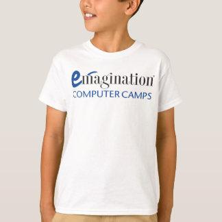 Camiseta del logotipo de Emagination del niño