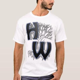 camiseta del logotipo de la familia 3D