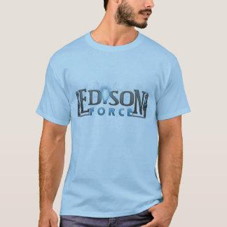 Camiseta del logotipo de la fuerza de Edison