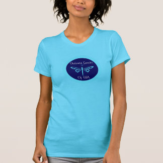 Camiseta del logotipo de la libélula de OFWA