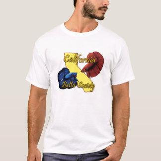 Camiseta del logotipo de la sociedad de California