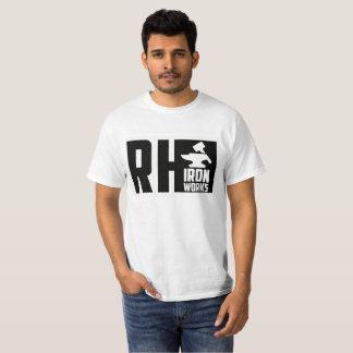 Camiseta del logotipo de las industrias