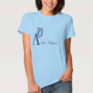 Camiseta del logotipo de los arcángeles