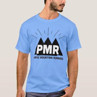 Camiseta del logotipo de PMR