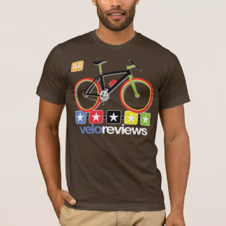 Camiseta del logotipo de VeloReviews