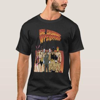 Camiseta del Los Luchadores Mysteriosos