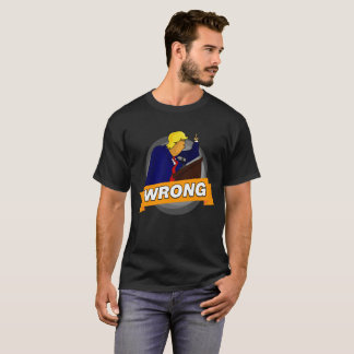 Camiseta del MAL de Donald Trump