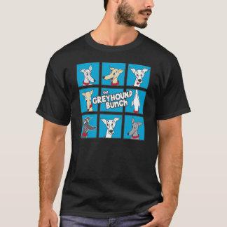 Camiseta del manojo del galgo