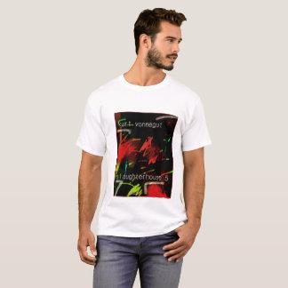 camiseta del matadero 5 del vonnegut de Kurt