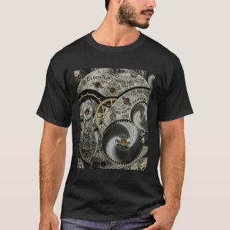Camiseta del mecanismo
