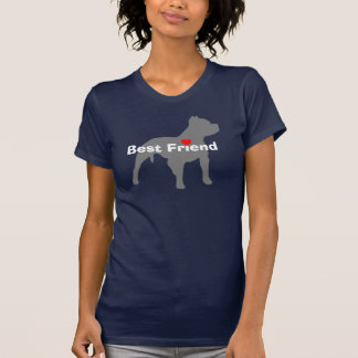 "Camiseta del ""mejor amigo"" de Pitbull"