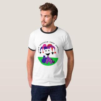Camiseta del microprocesador