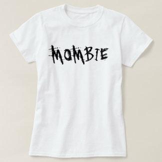 Camiseta del MOMBIE de las mujeres