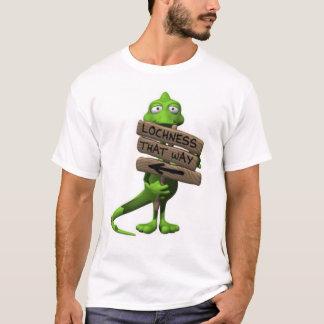 Camiseta del monstruo de Loch Ness