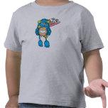 Camiseta del monstruo del Booger