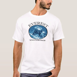 Camiseta del monte Everest