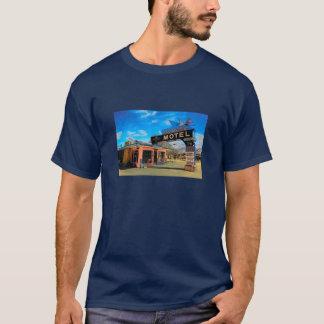 Camiseta del motel de la ruta 66