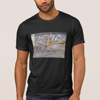 Camiseta del MOTOCRÓS del VINTAGE