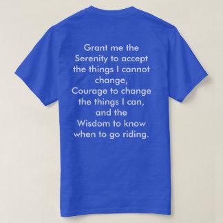 Camiseta del motorista