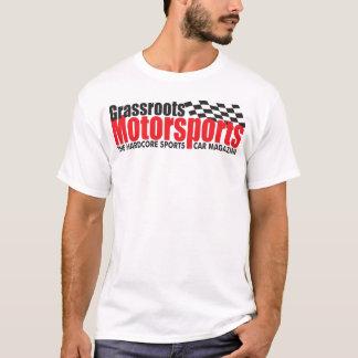Camiseta del Motorsports de los pueblos