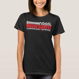 Camiseta del Motorsports de los pueblos de las