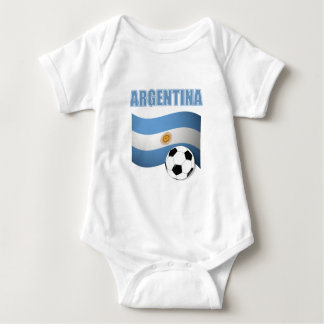 Camiseta del mundial de Argenitna