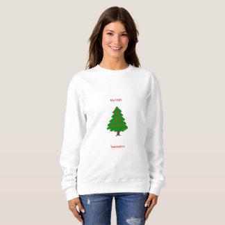"""Camiseta del navidad de """"mi camiseta fea"""""""