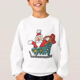 Camiseta del navidad del niño