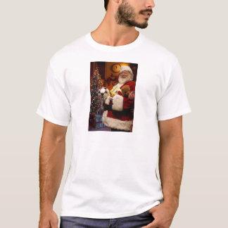 Camiseta del navidad del padre del vintage para