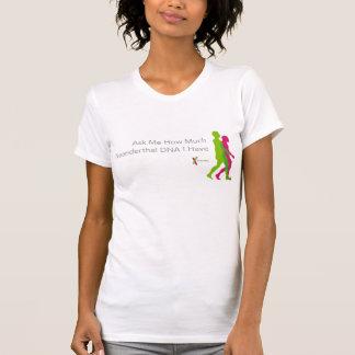 camiseta del Neanderthal 23andMe