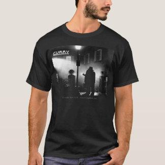 Camiseta del negro de Elliot (TM)