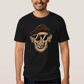 Camiseta del negro de FAMJAM Jamal