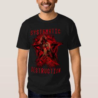 Camiseta del negro del Penance