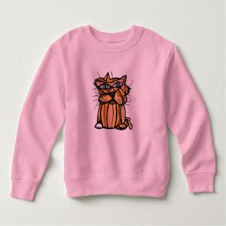 "Camiseta del niño de ""BuddaKats"""