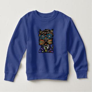 """Camiseta del niño de """"Kool Kat"""""""