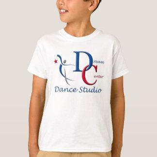Camiseta del niño de la danza de DC