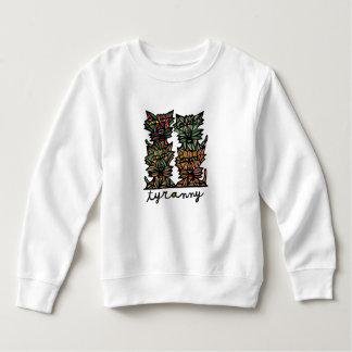 """Camiseta del niño de la """"tiranía"""""""