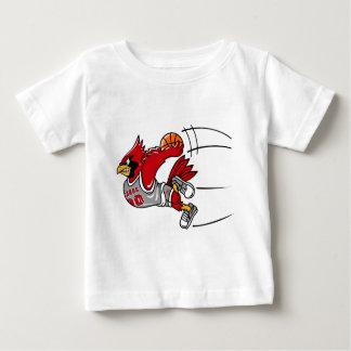 Camiseta del niño de los cardenales